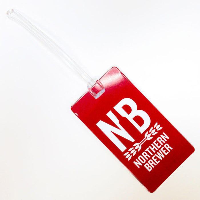 Northern Brewer Luggage Tag