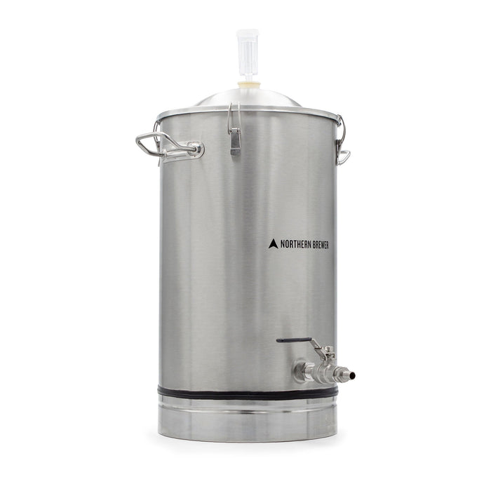 The Sovereign Stainless Steel Fermentor