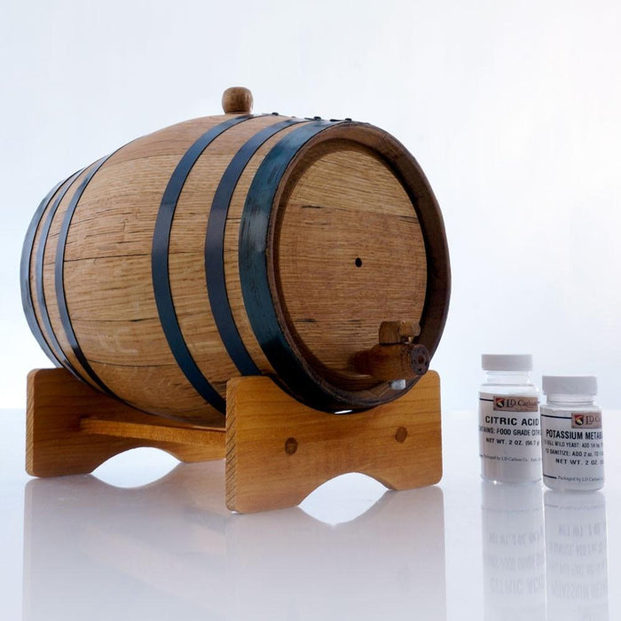 Small Batch Barrel Aging Kit
