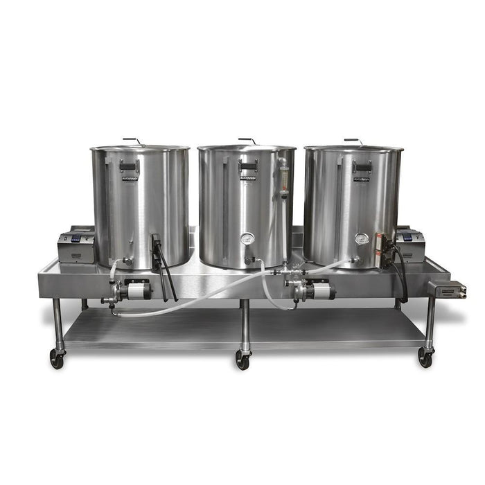 The Blichmann Complete Electric HERMS Horizontal Brewing System