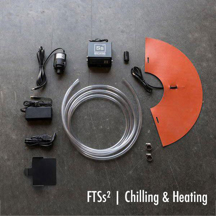 Optional FTSs² Chilling & Heating Kit