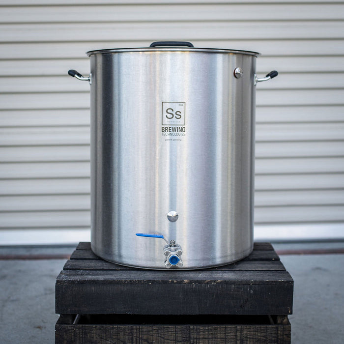 20-gallon Ss Brewtech Stainless Steel Brew Kettle