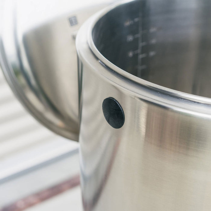 Ss Brewtech Stainless Steel Mash Tun's Sparge Arm Opening