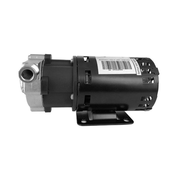 Chugger (X-DRY) SS Inline Pump Side View