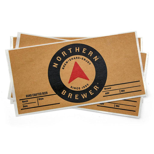 Northern Brewer Beer Bottle Labels