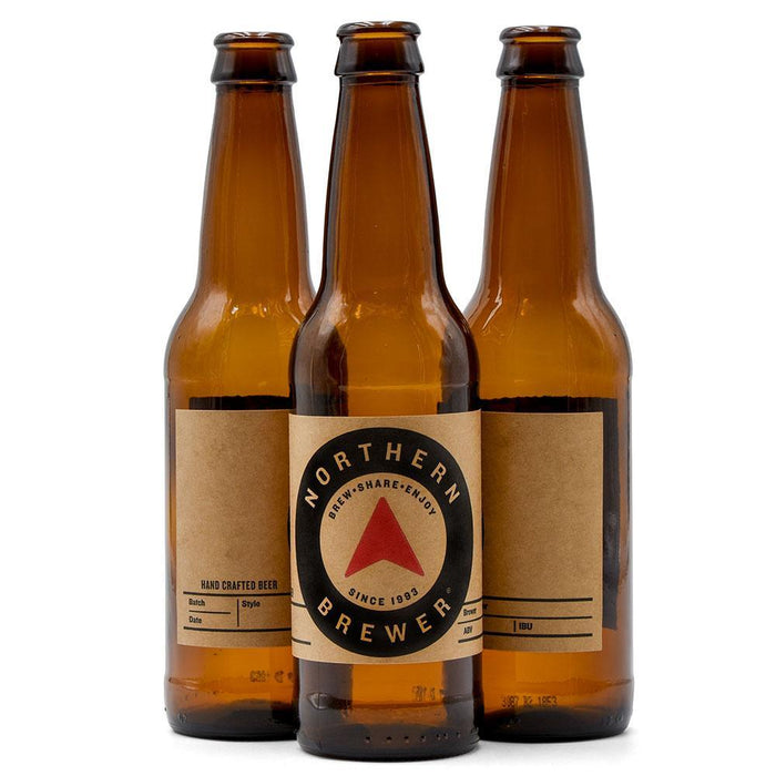 Personalizable Beer Bottle Labels