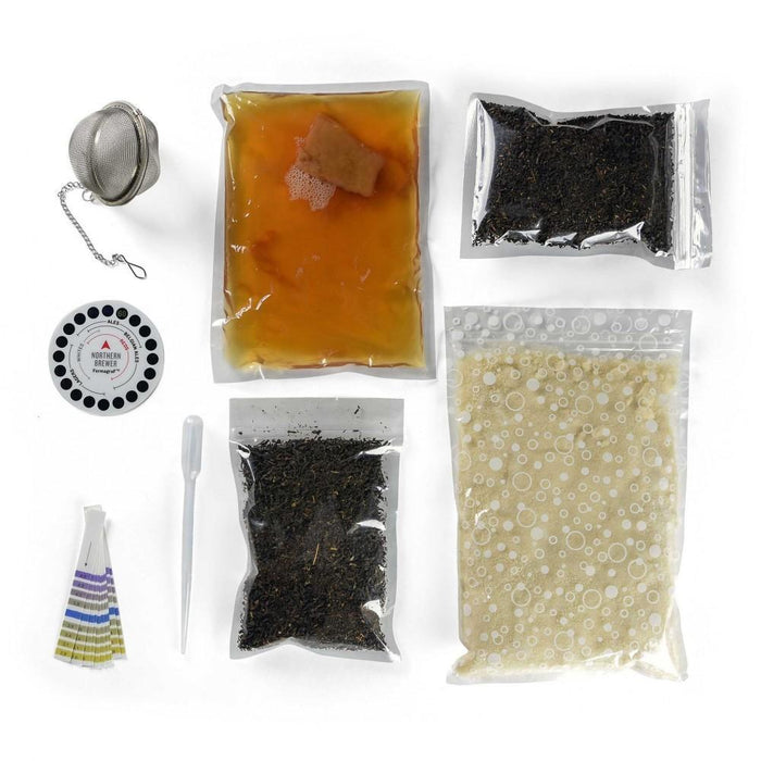Ingredients for 2 Gallon Kombucha Kit