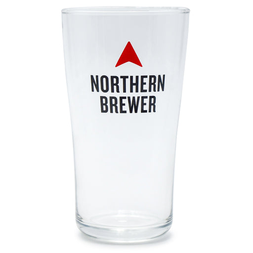 Northern Brewer Rounded Pint Glass
