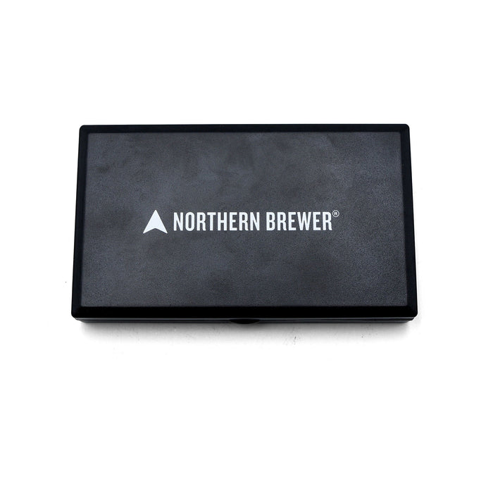 Closed Northern Brewer pocket scale