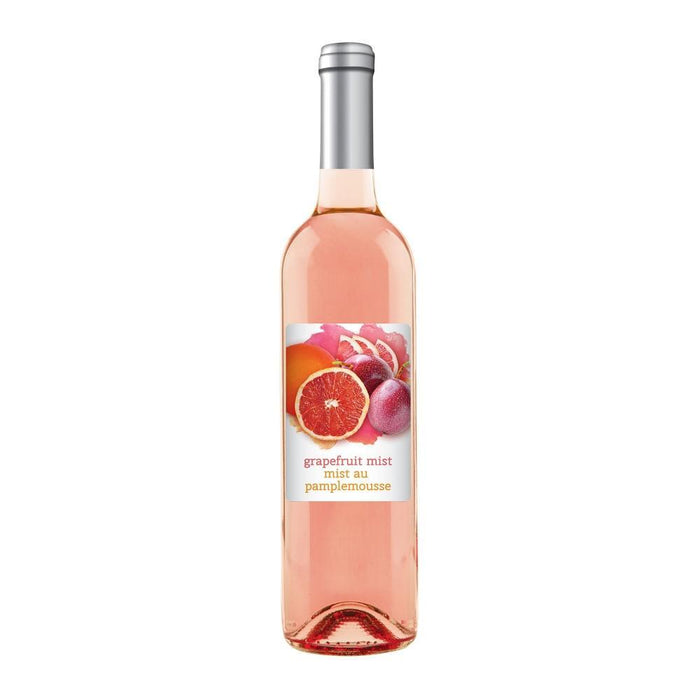 Grapefruit Passion Rosé bottle from Winexpert Island Mist