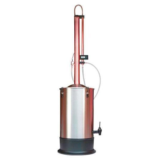 The Still Spirits Turbo 500 with Copper Condenser