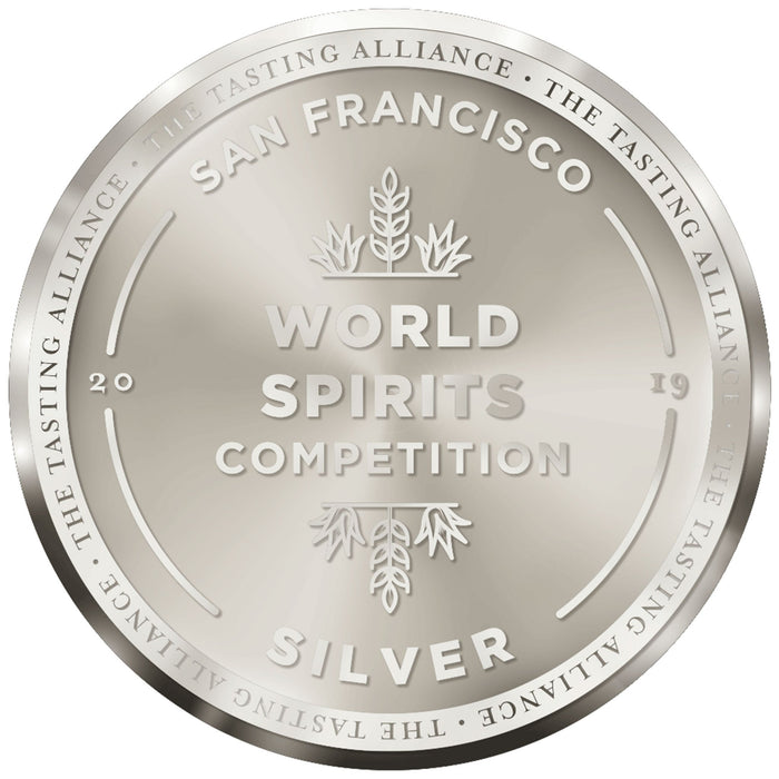 Studio Distilling's Bourbon Whiskey debuted in December of 2018 and is the recipient of a Silver Medal at the 2019 San Francisco World Spirits Competition.