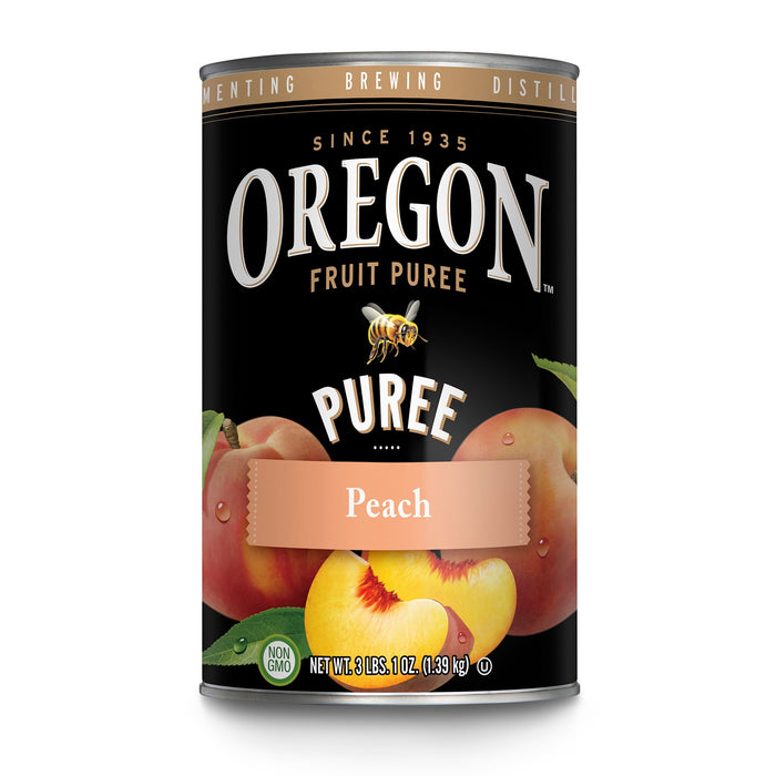 Oregon Fruit Peach Puree