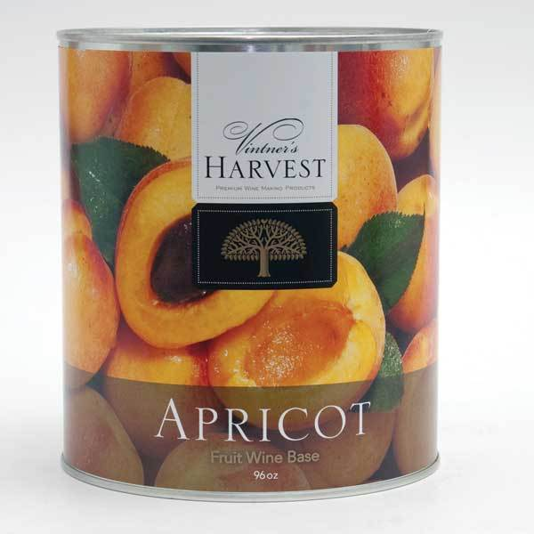 Vintner Harvest Apricot Fruit Base