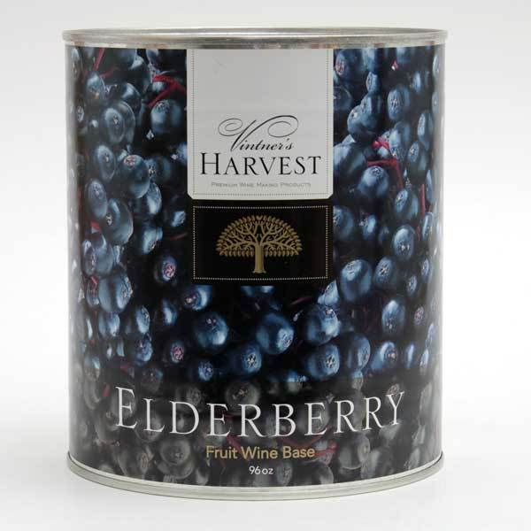 Vintner Harvest Elderberry Base