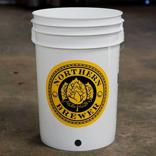 6.5 Gallon Bottling & Siphonless Fermentation Bucket