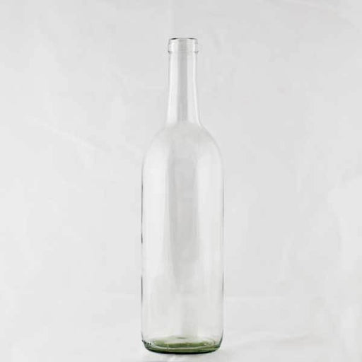 750 ml Clear Claret bottles