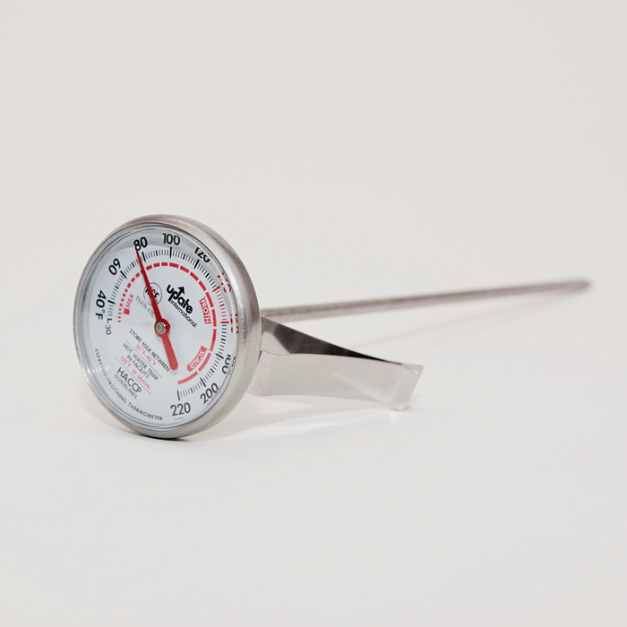 The Large Dial Frothing Thermometer