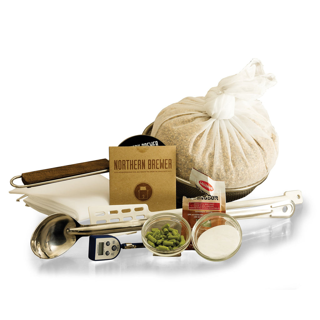 Biab Brew In A Bag Starter Kit W Caribou Slobber Recipe Diy Motorized Grain Mill Page 3 Home Forums Northern Brewer