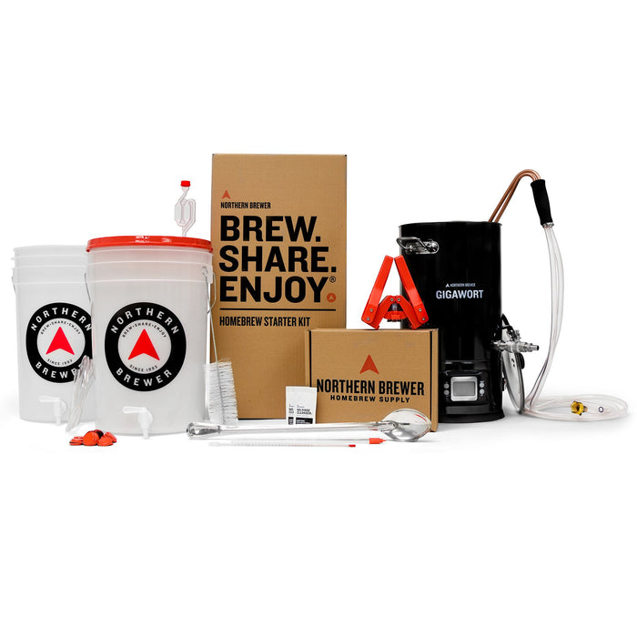 Electric Brew Share Enjoy Homebrew Starter Kit