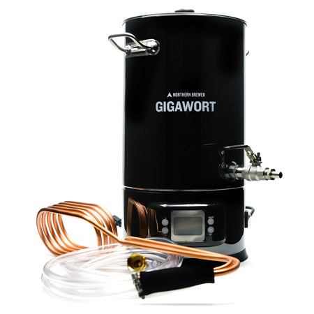 Gigawort with cold crank chiller