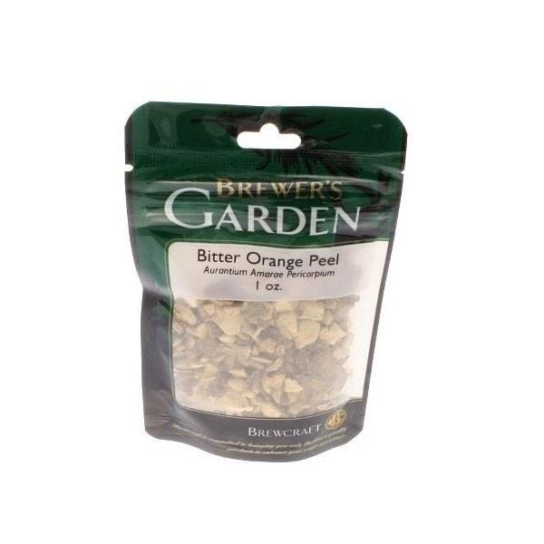 One ounce bag of Bitter Orange Peel