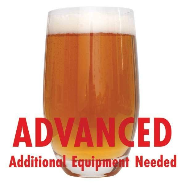 "Dead Ringer IPA Beer with an All-Grain warning: ""Advanced, additional equipment needed"""