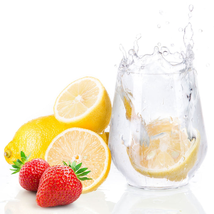 Lemon Strawberry Hard Seltzer Recipe Kit