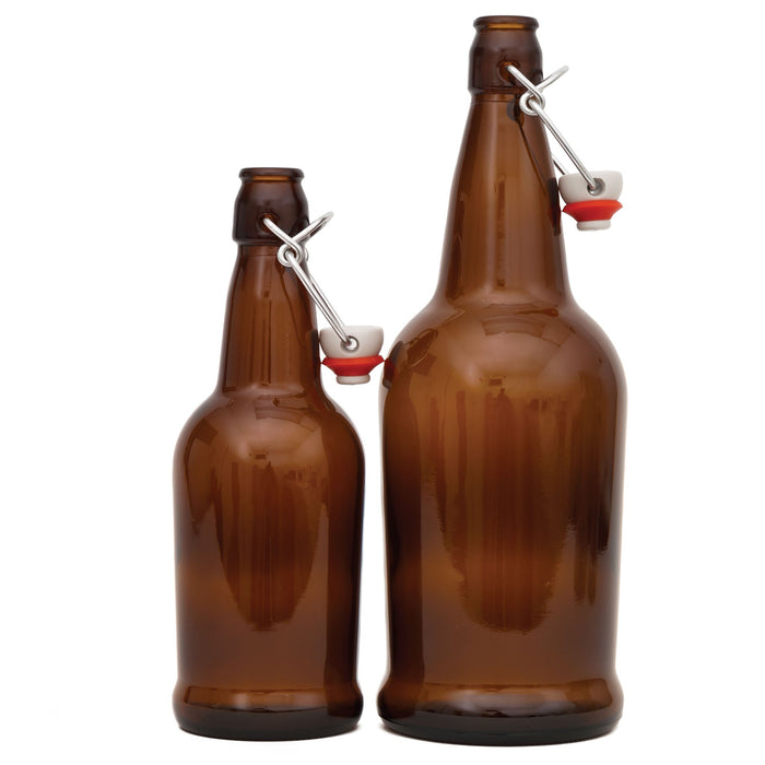16-ounce and 32-ounce EZ cap bottles side by side