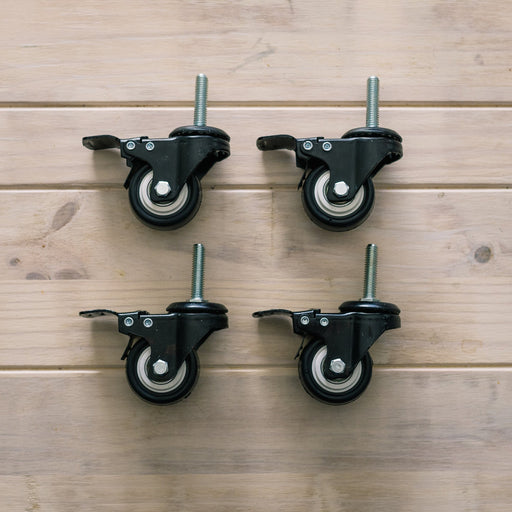 Caster wheels for BME Chronical 14 & 17 SET OF 4 Northern Brewer