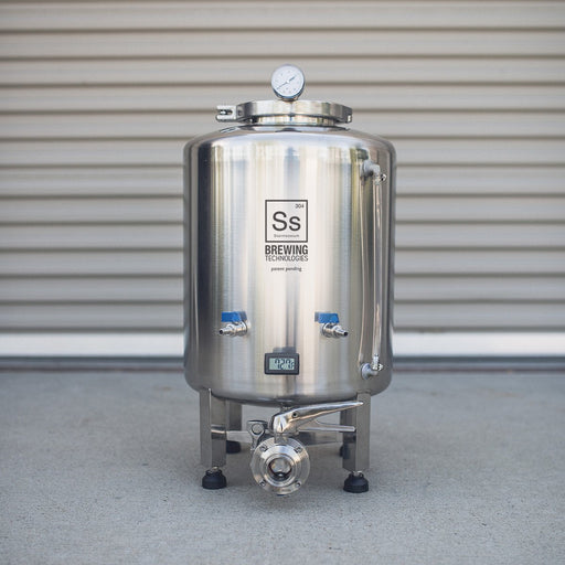 Ss Brewtech Brite Tank 10 Gal Northern Brewer