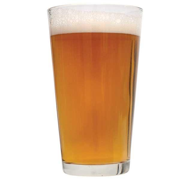 Extra Pale Ale in a glass