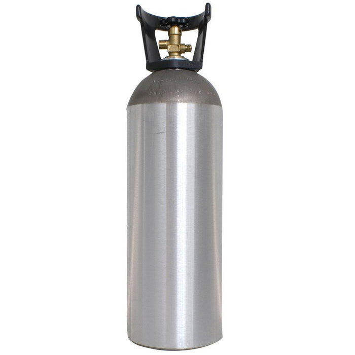 Empty 20-pound CO2 Cylinder