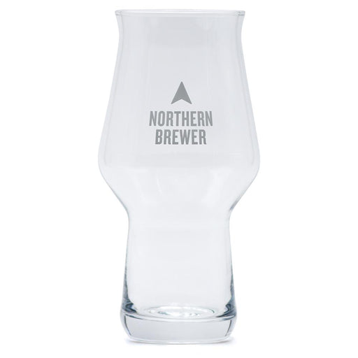 Northern Brewer Brand IPA Pint Glass