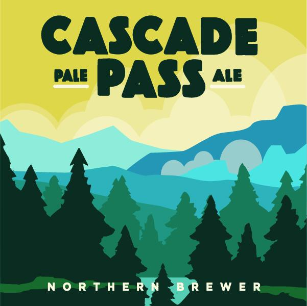 Cascade Pass Pale Ale BYOB Recipe Kit