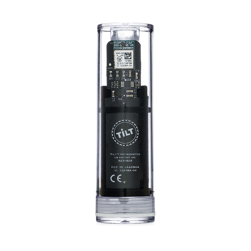 Tilt™ - Black Wireless Hydrometer and Thermometer