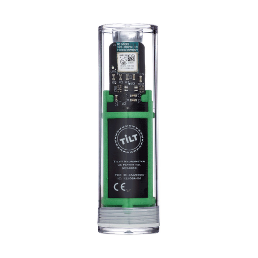 Tilt™ - Green Wireless Hydrometer and Thermometer