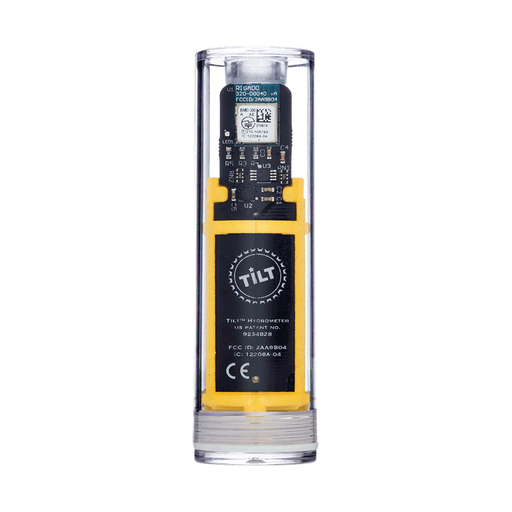 Tilt™ - Yellow Wireless Hydrometer and Thermometer