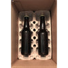 Bottle Guards with Bottles in Shipping Container