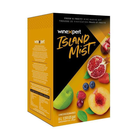 Iced Tea Lemonade Wine Kit Winexpert Island Mist