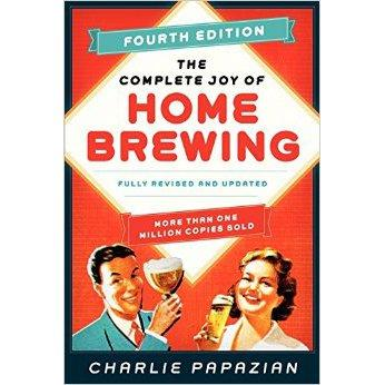 Front cover of The Complete Joy of Homebrewing by Charlie Papazian