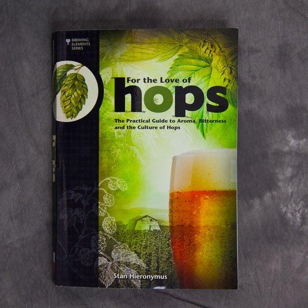 For the Love of Hops front cover