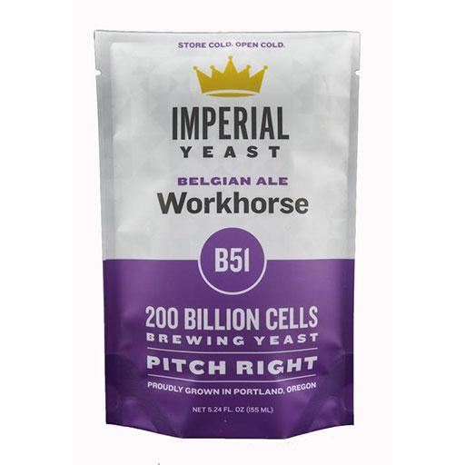 Imperial Yeast B51 Workhorse front