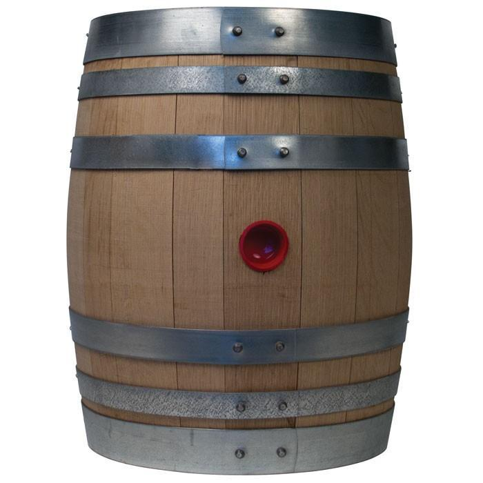 A 5-gallon US White Oak medium-toast Barrel
