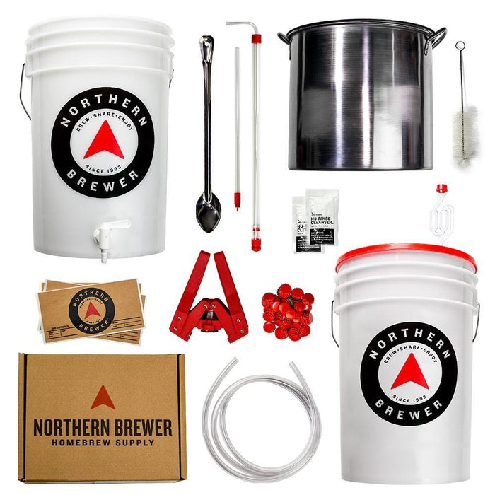 Brew Share Enjoy - Brewing Kit Components