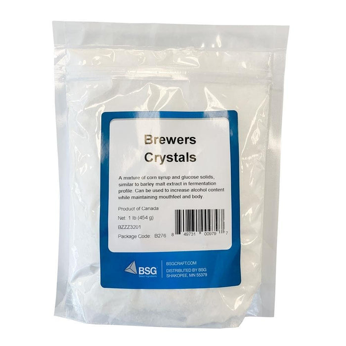 One pound bag of Brewer's Crystals