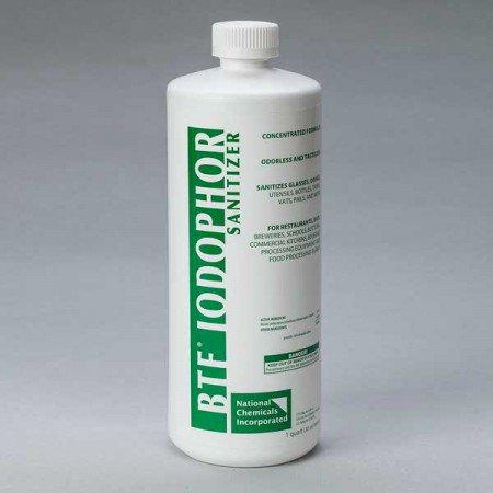 16-ounce container of BTF Iodophor