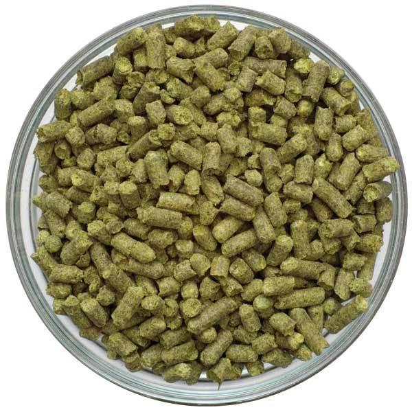 French Strisselspalt Hop Pellets