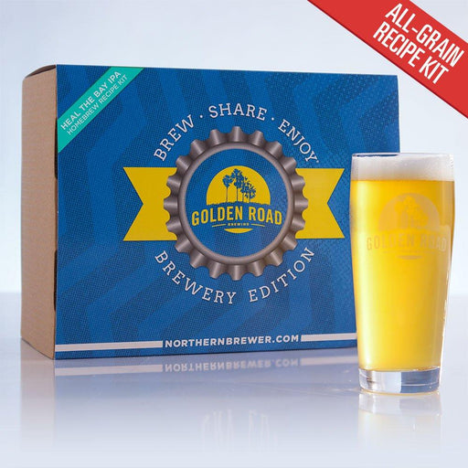 Golden Road - Heal the Bay IPA All Grain Recipe Kit