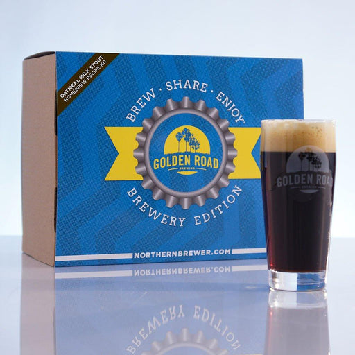 Golden Road - Oatmeal Milk Stout Brewery Edition Extract Kit